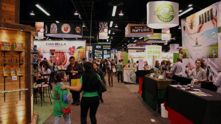 image of wellbeing natural food convention
