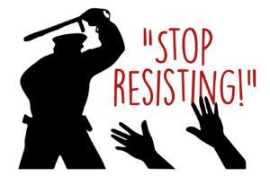 """""""Stop resisting!"""""""