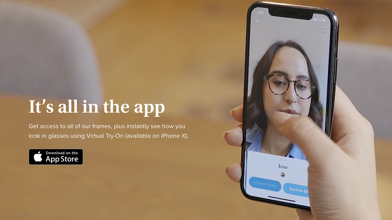 virtual try on apps - future of retail