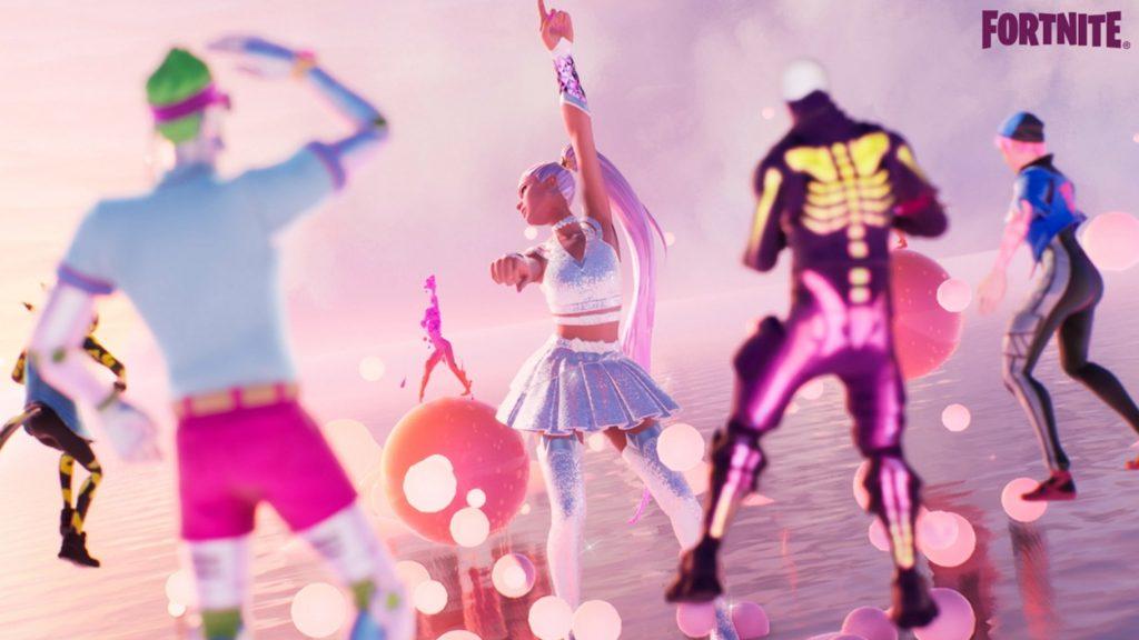Fortnite-Ariana-Grande-game